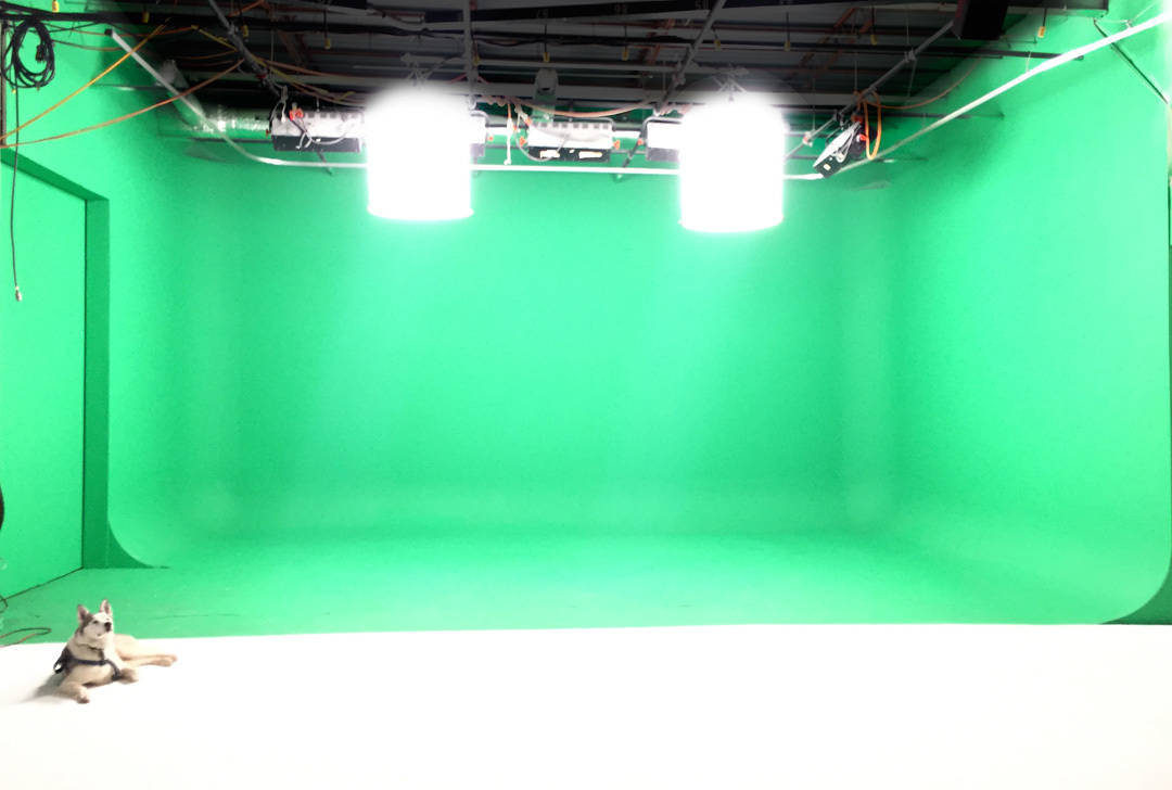 Rental studio green screen atlanta