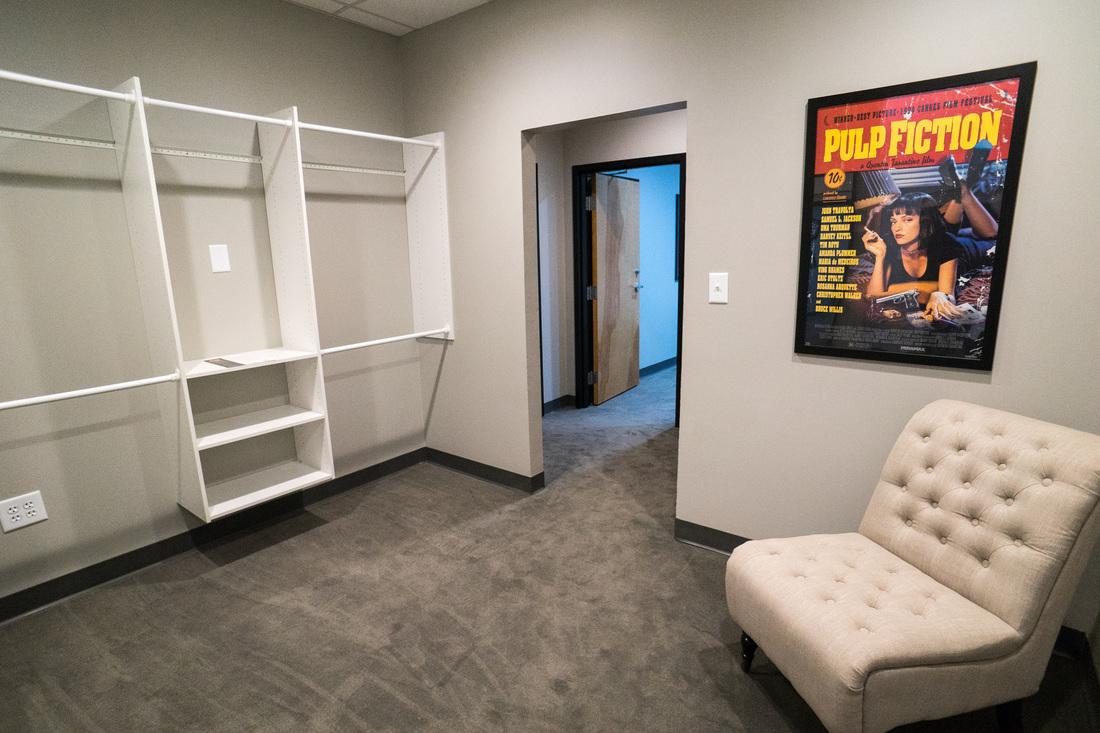 Studio space atlanta midtown wardrobe