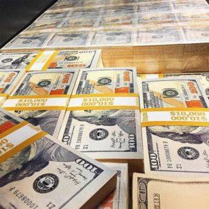 Prop Money Movie Money Atlanta Studio Space